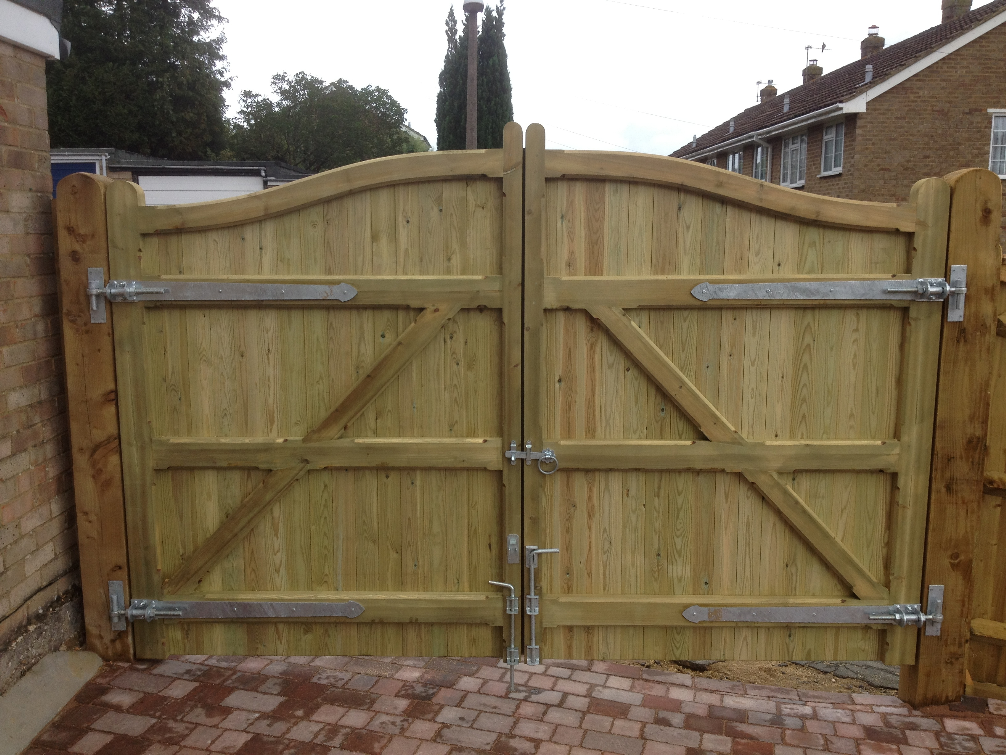 fencing east sussex